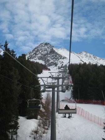 Sciare a Pila, Valle d'Aosta